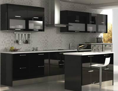 Muebles formica brillo for Muebles de cocina en kit online