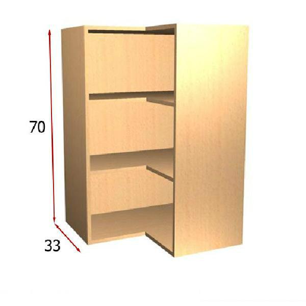 Muebles de cocina 70x63x63